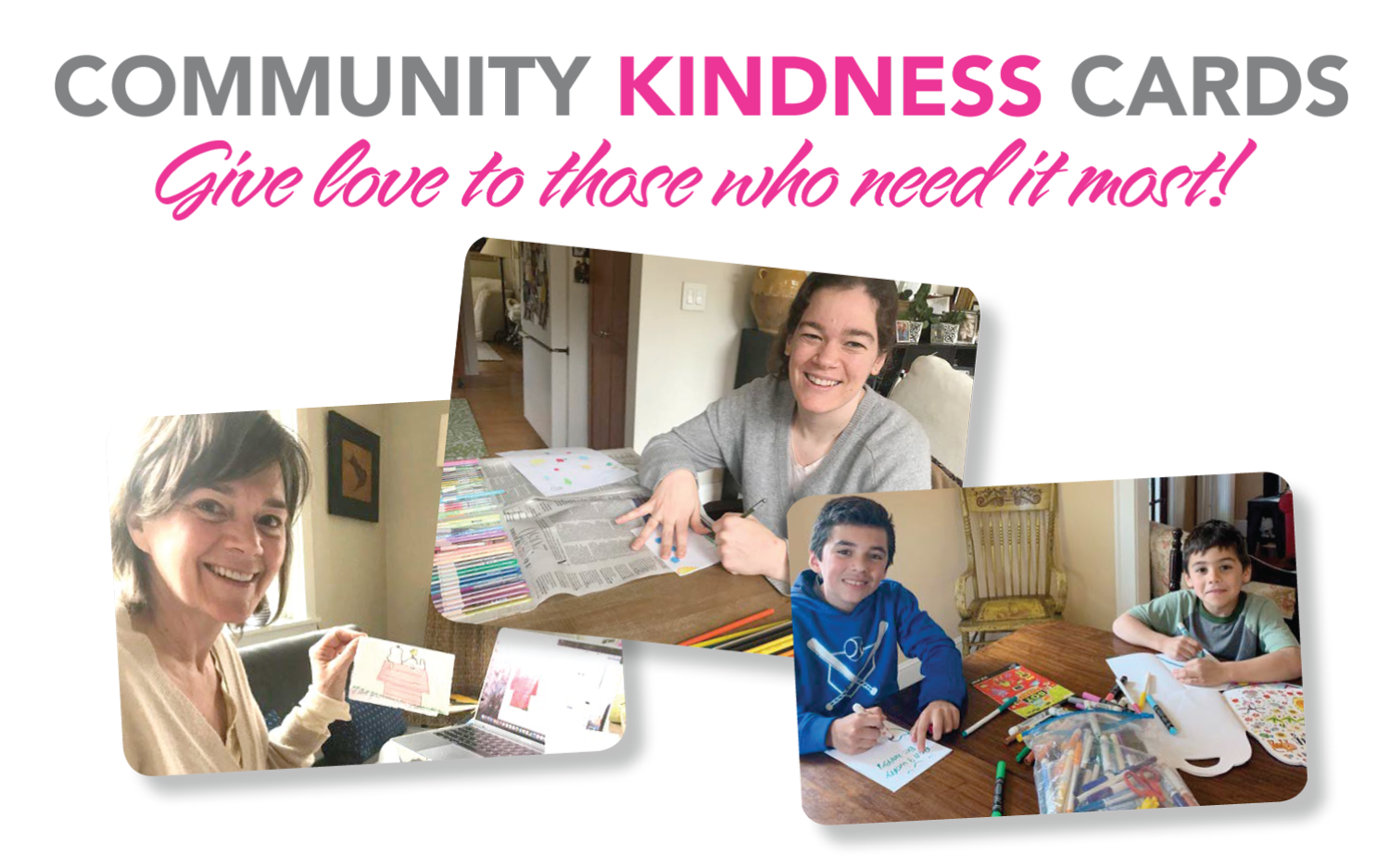 Community Kindness Card Initiative<br />